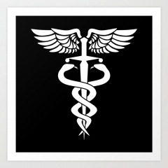 gallery/caduceus-medical-symbol-with-two-snakes-sword-and-wings-prints